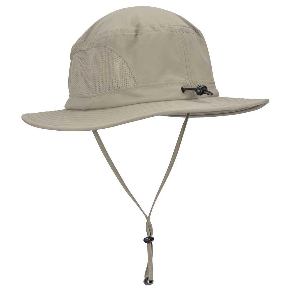 ef8e047dbde04 Marmot Simpson Mesh Sun Hat Beige buy and offers on Trekkinn