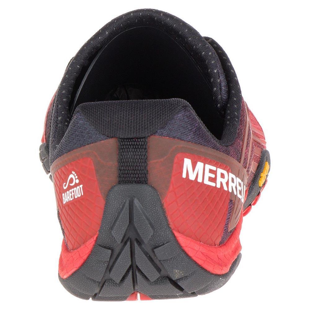 Merrell Trail Glove 4 Rouge acheter et offres sur Trekkinn