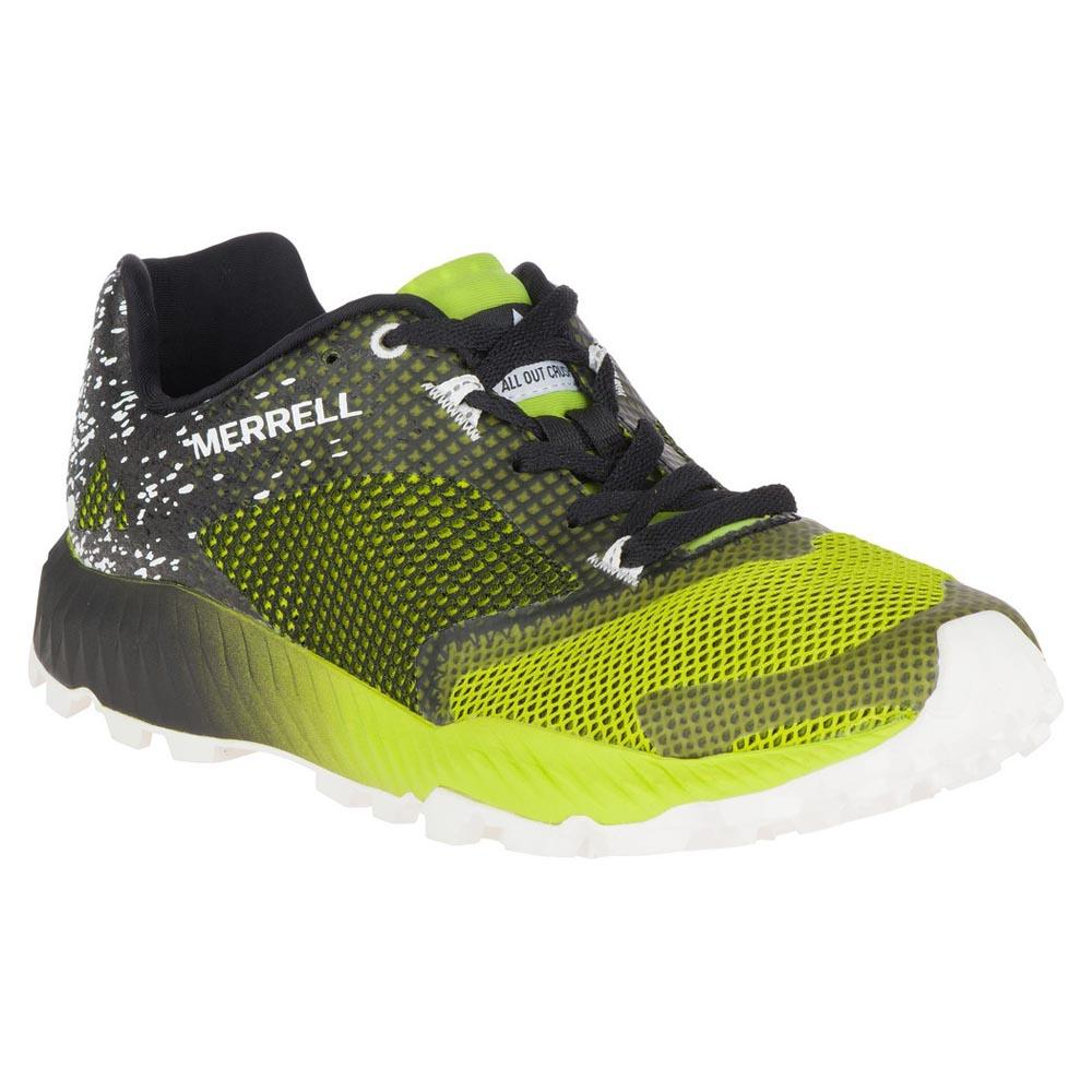 40e4180818f9 Merrell All Out Crush 2 Green buy and offers on Trekkinn