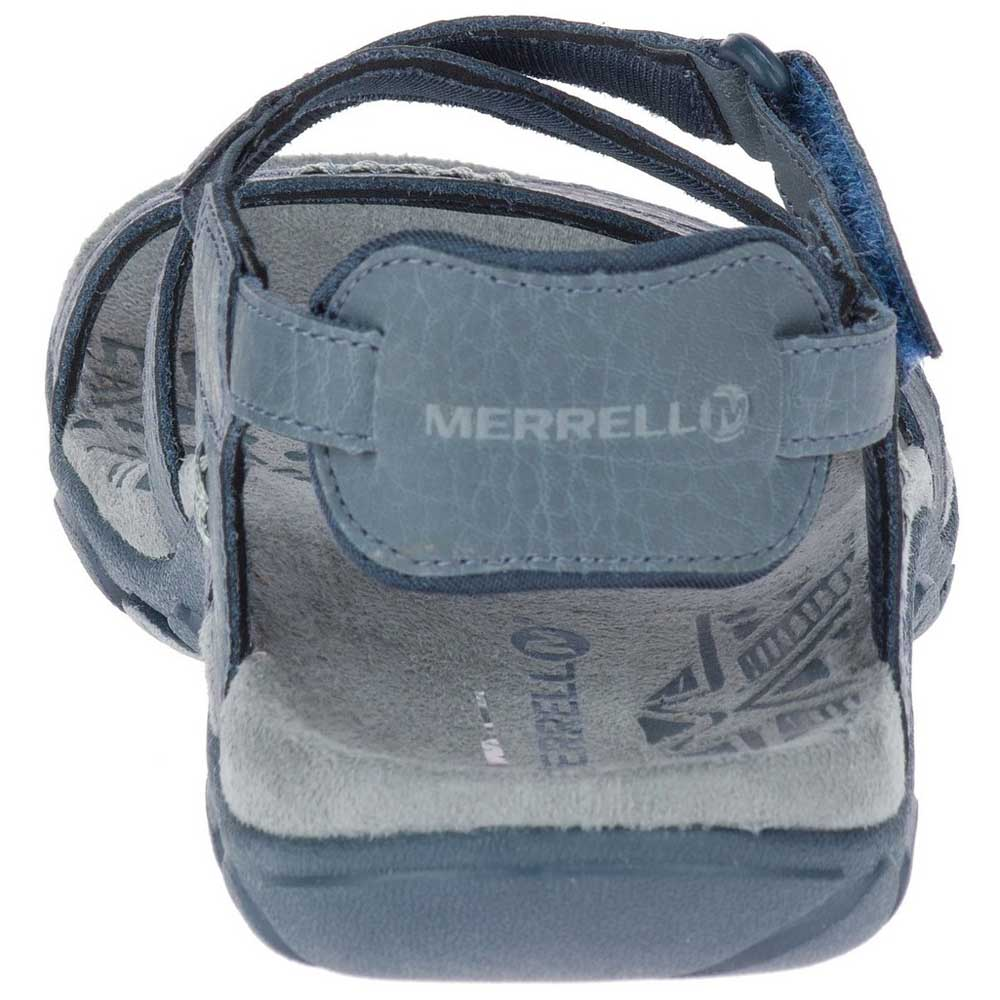 93a01d831e4 Merrell Sandspur Rose Leather Grey buy and offers on Trekkinn