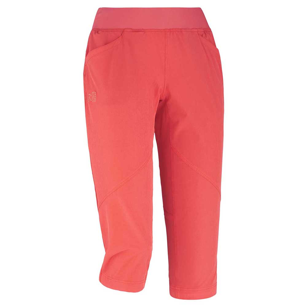 Collants Millet Wanaka Stretch 3/4 Pants XS Hibiscus