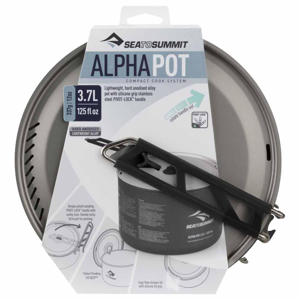 Sea To Summit Alpha Pot 3.7L Ultralight Pot