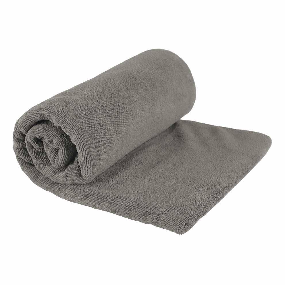 Soins personnels Sea-to-summit Tek Towel L 120 x 60 cm Grey