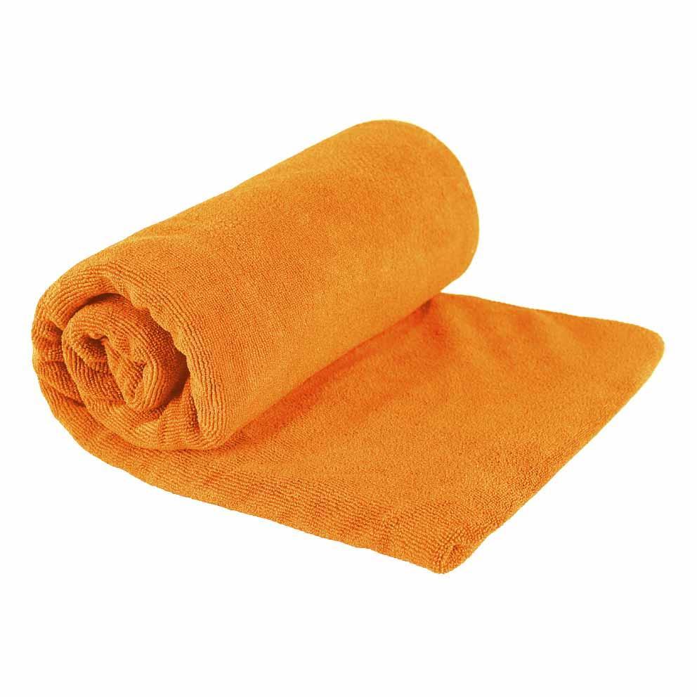 Soins personnels Sea-to-summit Tek Towel L 120 x 60 cm Orange