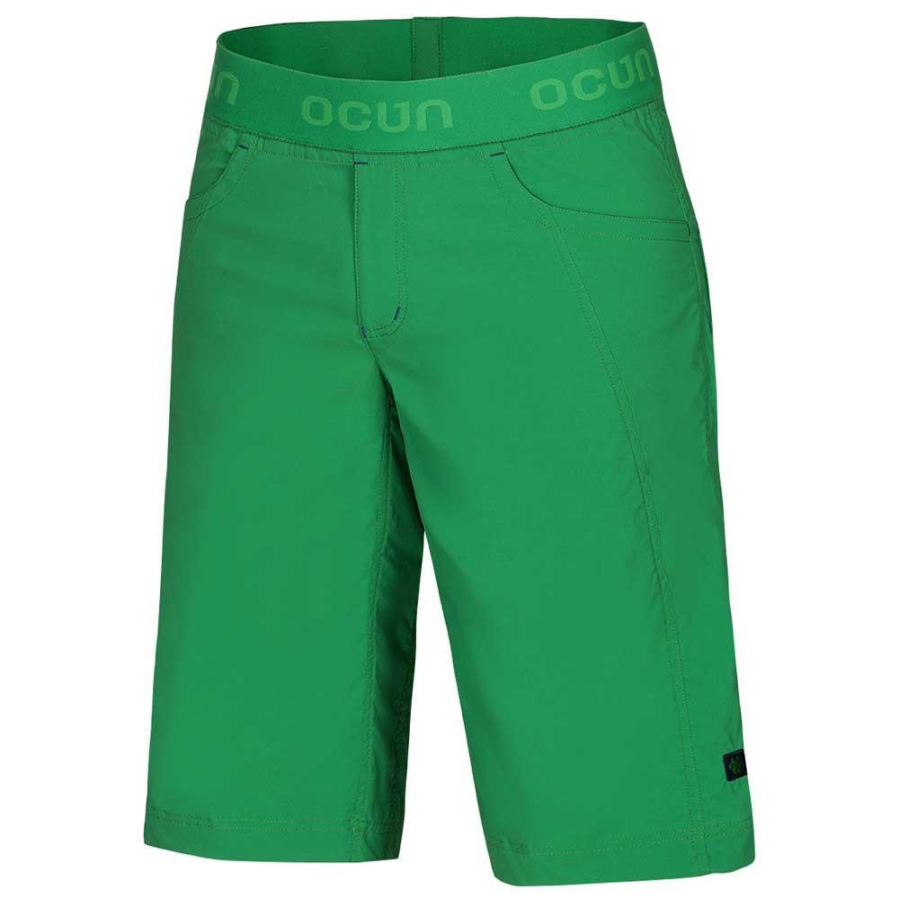 Ocun Mania Shorts Herreklær Bukser Grønn Rimelig Pris