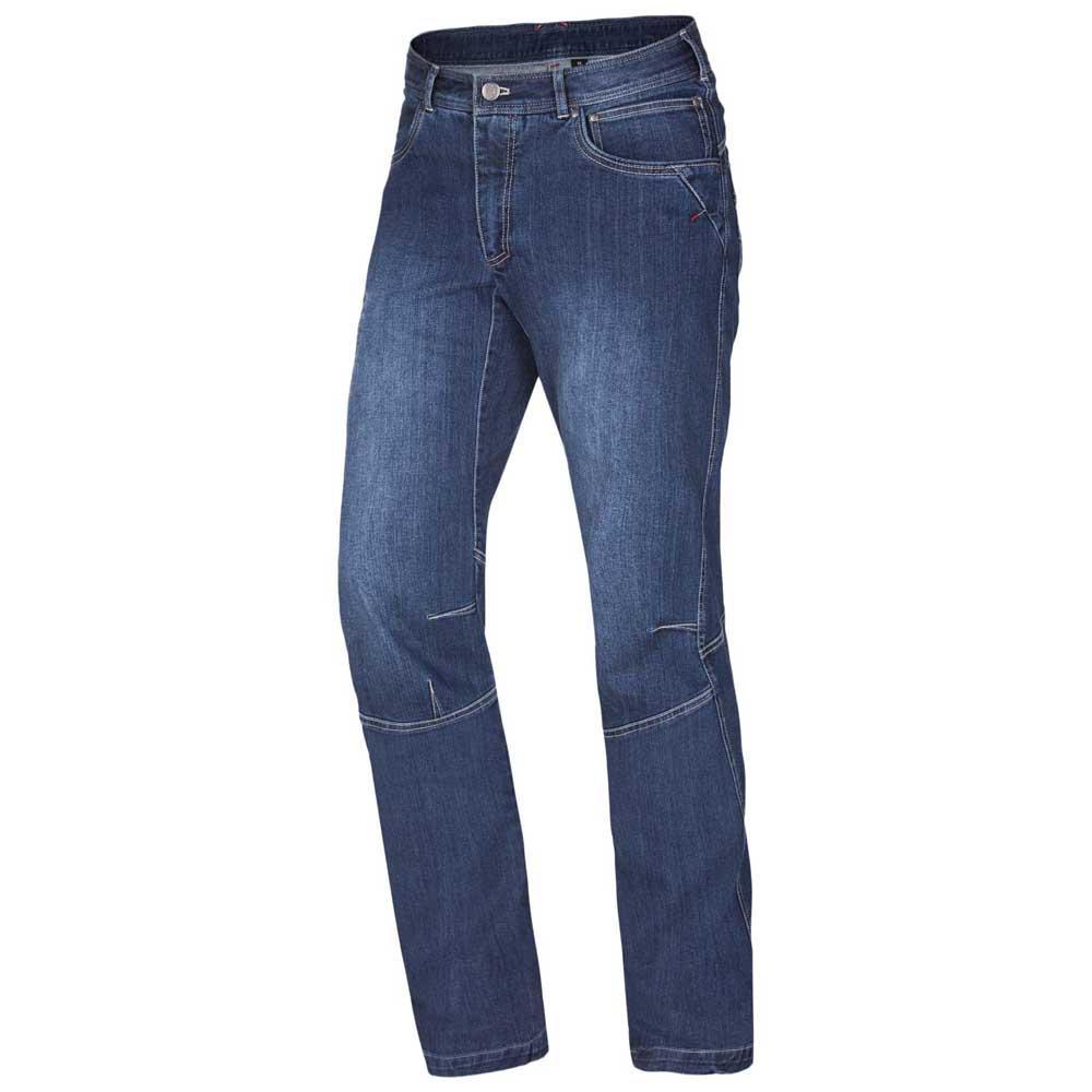 Bergsteigen & Klettern Ocùn Ravage Jeans men dark blue