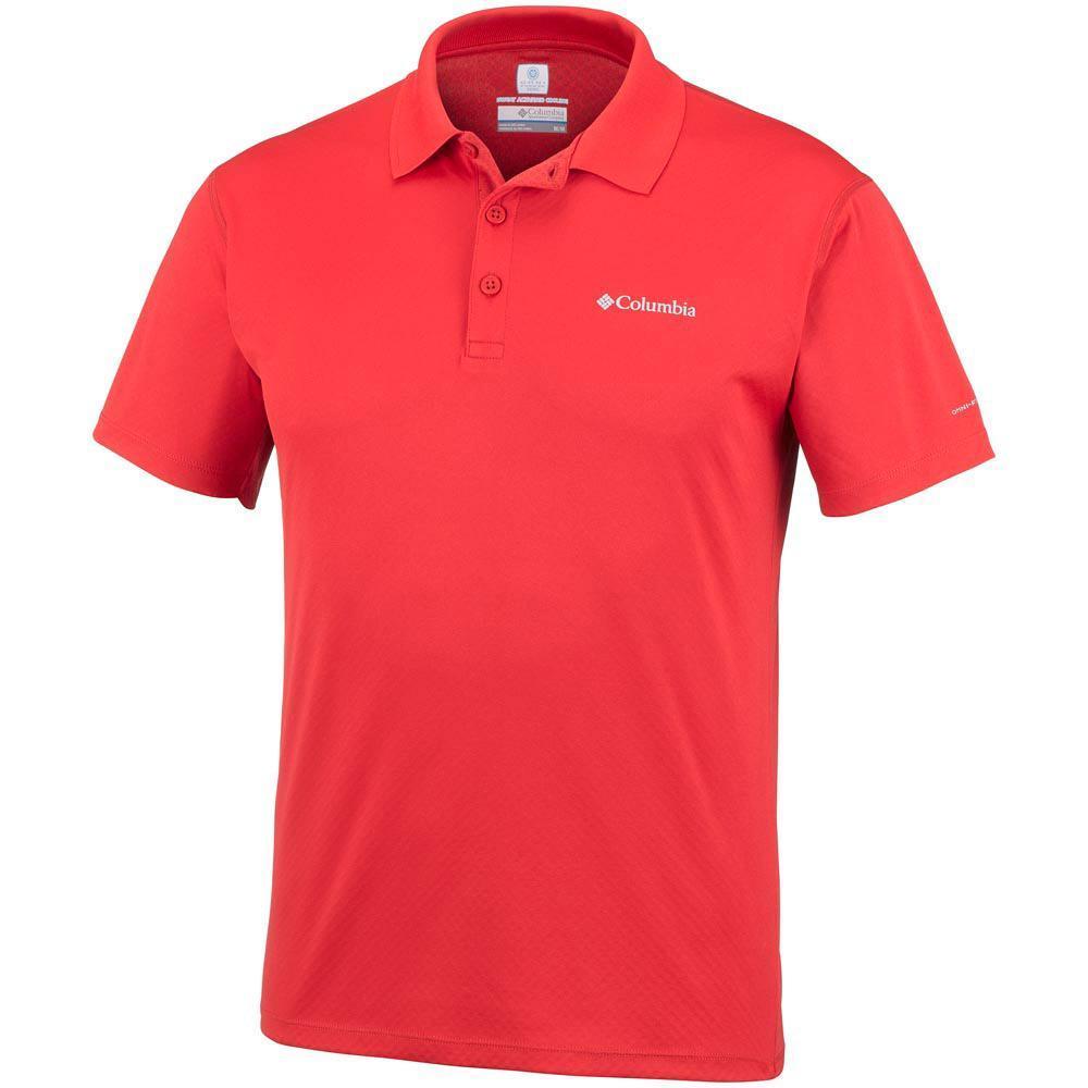 c163c25e16f Columbia Zero Rules Polo Shirt buy and offers on Trekkinn