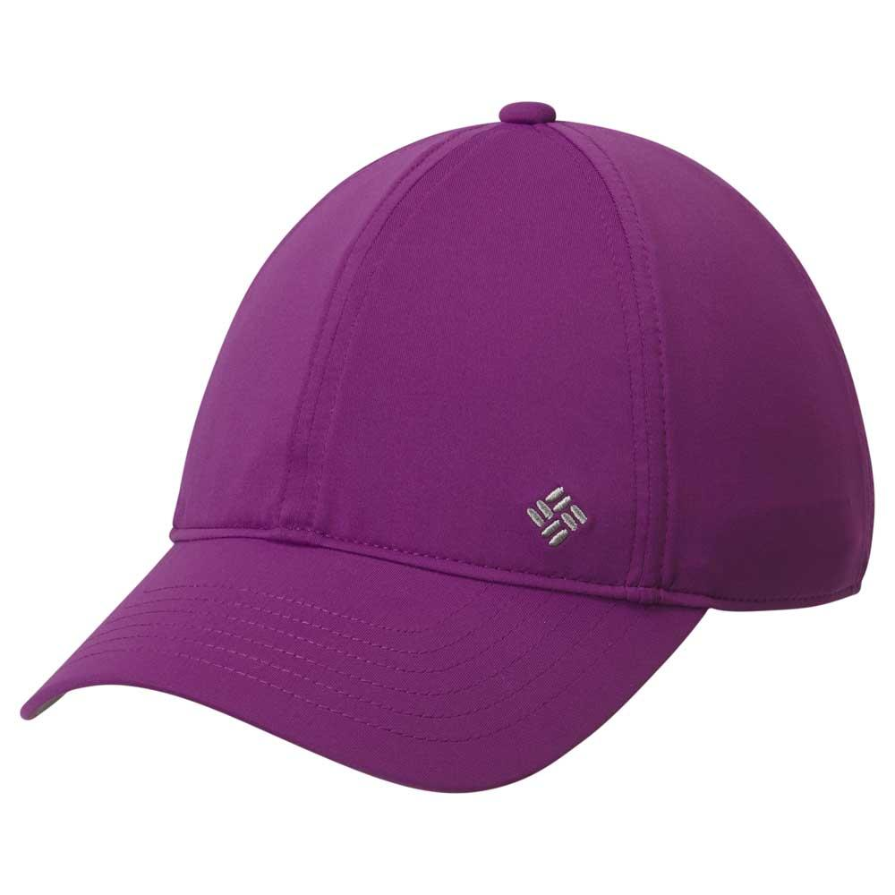 Columbia Coolhead Ballcap III Purple buy and offers on Trekkinn 89b0d0aad19