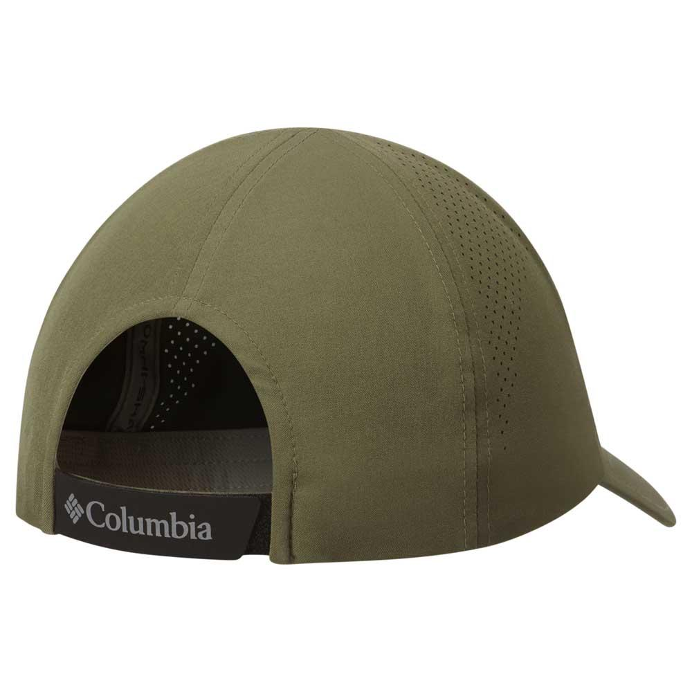 Columbia Silver Ridge Ball Cap II Green ed88ab05472