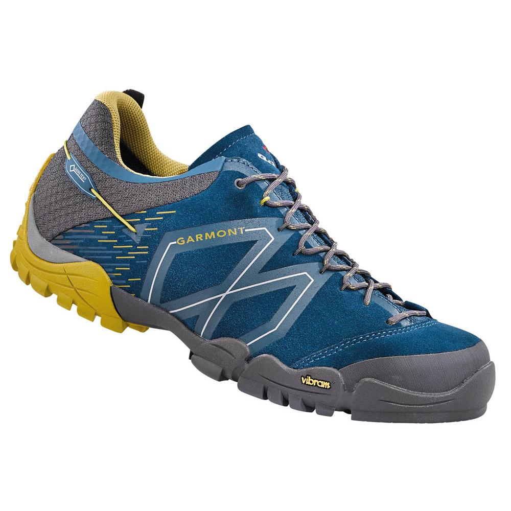 ebdfc931a0d9 Garmont Sticky Stone Goretex Blue buy and offers on Trekkinn
