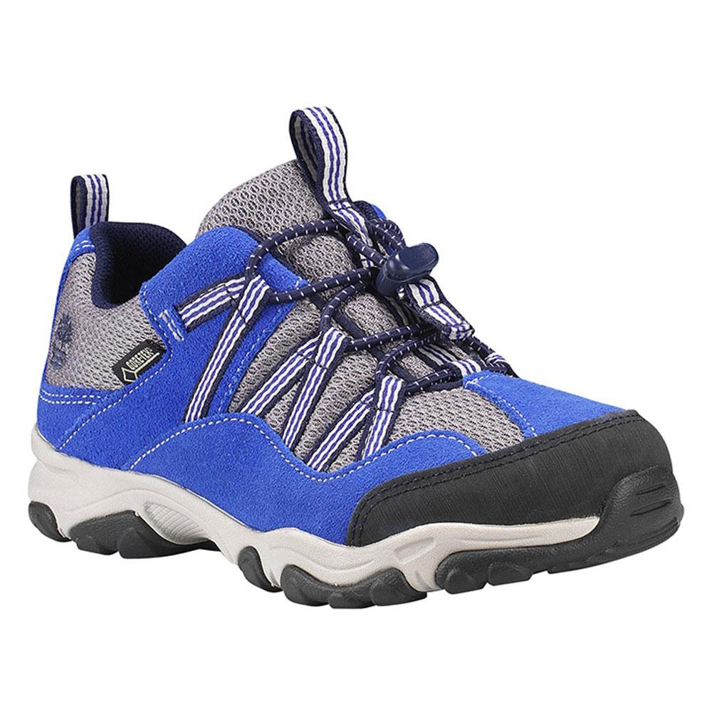 d3f76ed4840 Timberland Trail Force Leather Fabric Goretex Junior