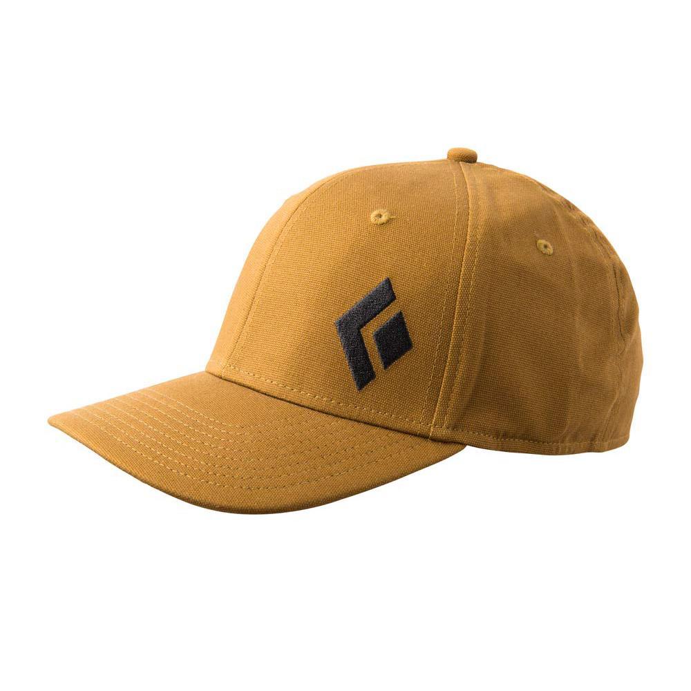 Black diamond BD Logo Hat Yellow buy and offers on Trekkinn c5a97dea80d