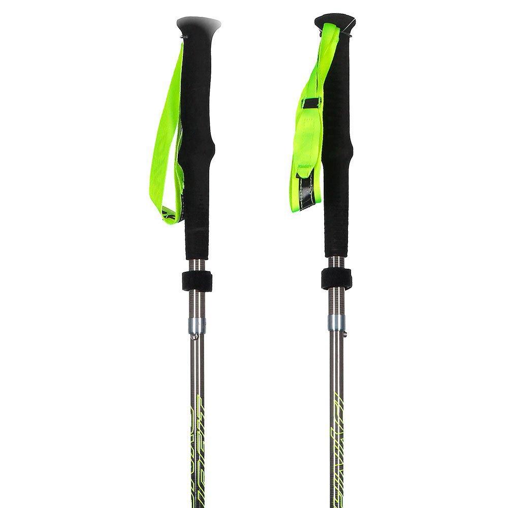 Bâtons de randonnée Dynafit Vertical Pro 115 cm Black / Catus