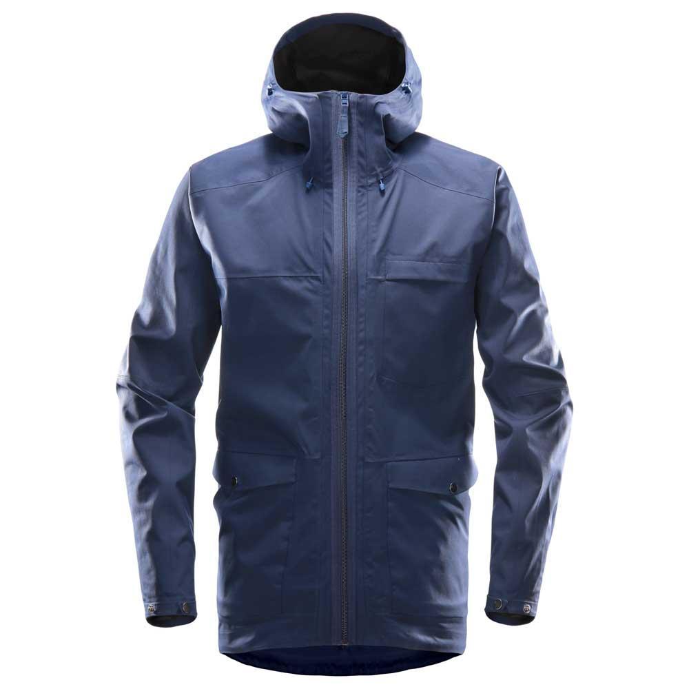 88eedf47f1 Haglöfs Eco Proof Blue buy and offers on Trekkinn