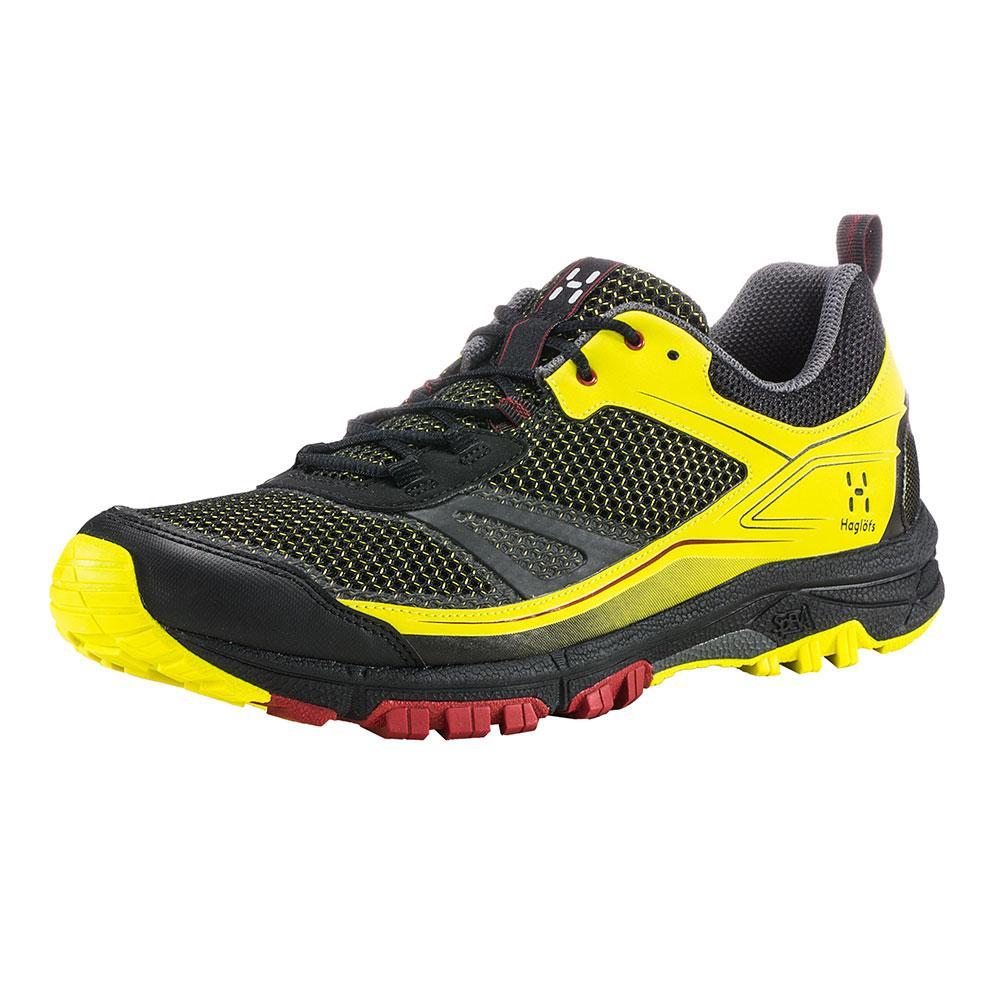 Chaussures Haglofs Gram Trail EU 44 2/3 True Black / Star