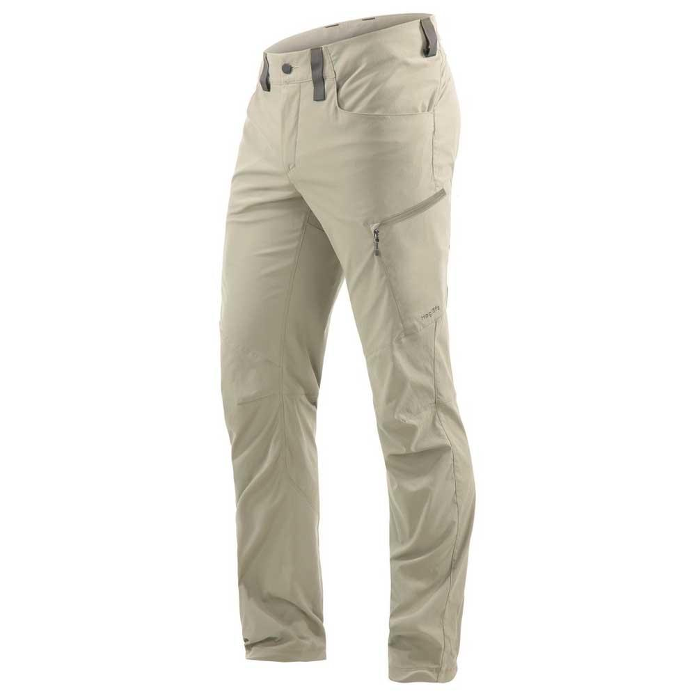 Haglofs Mid Fjell Pants Beige Buy And Offers On Trekkinn