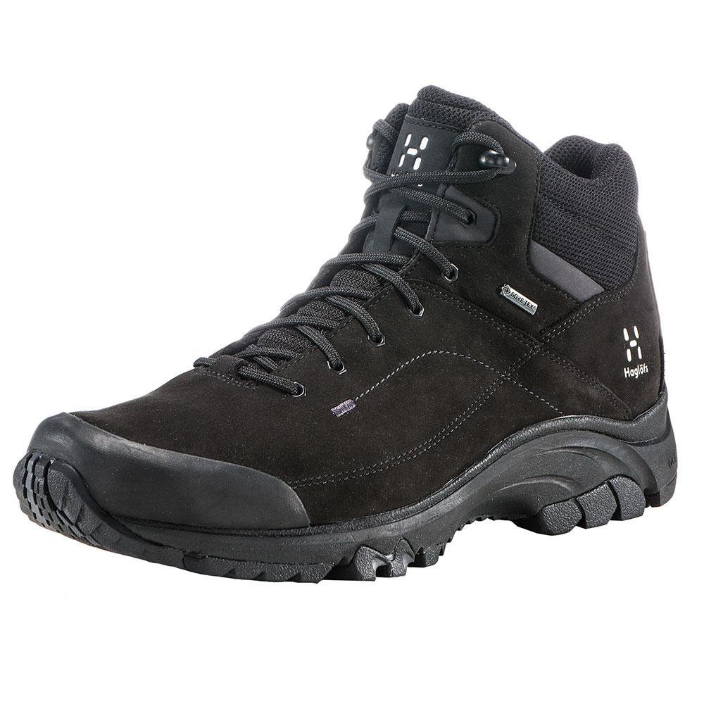 Haglofs Ridge Walking Shoes 42 EU True Black t3Xn8S