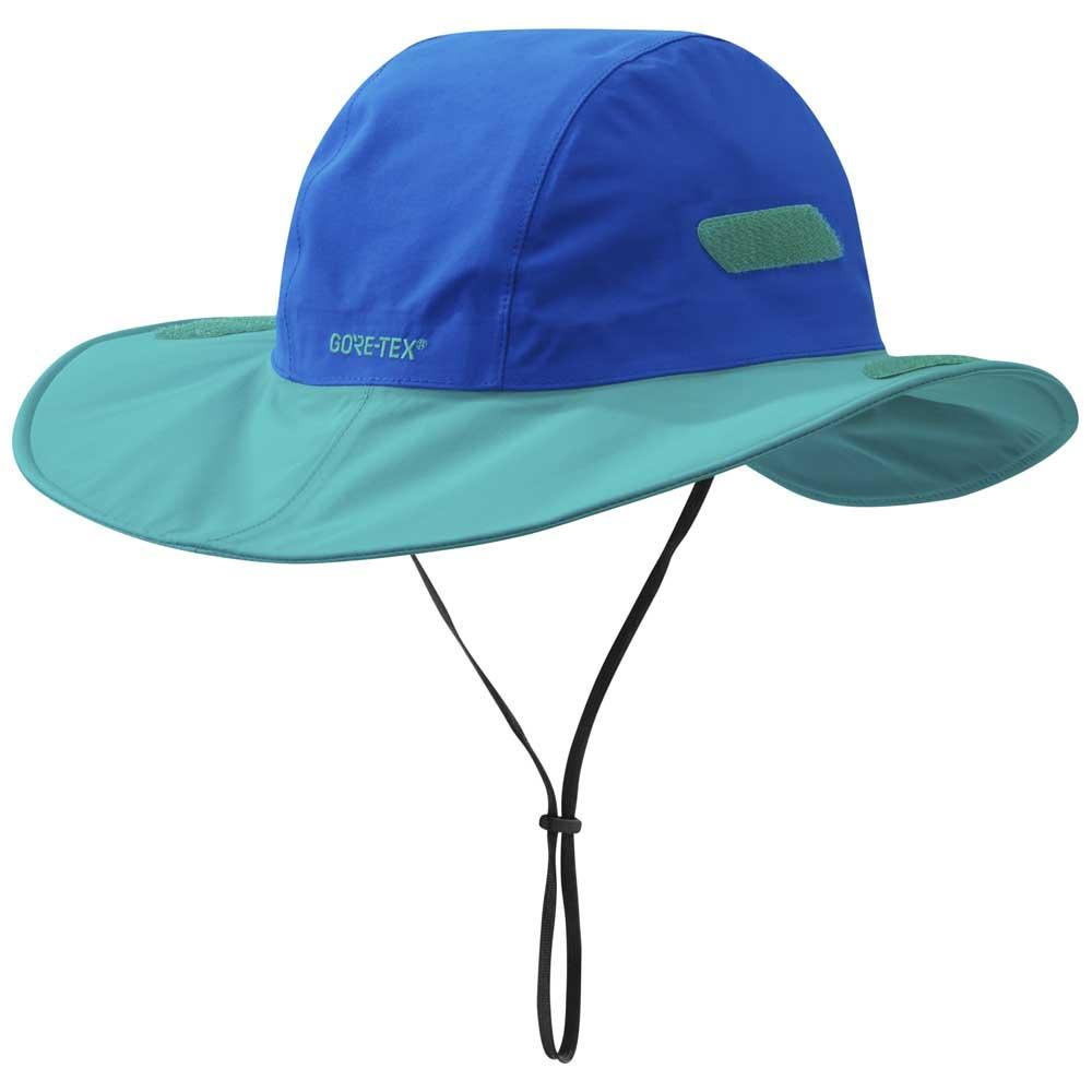 7b6694d8 Outdoor research Seattle Sombrero Retro Blue, Trekkinn