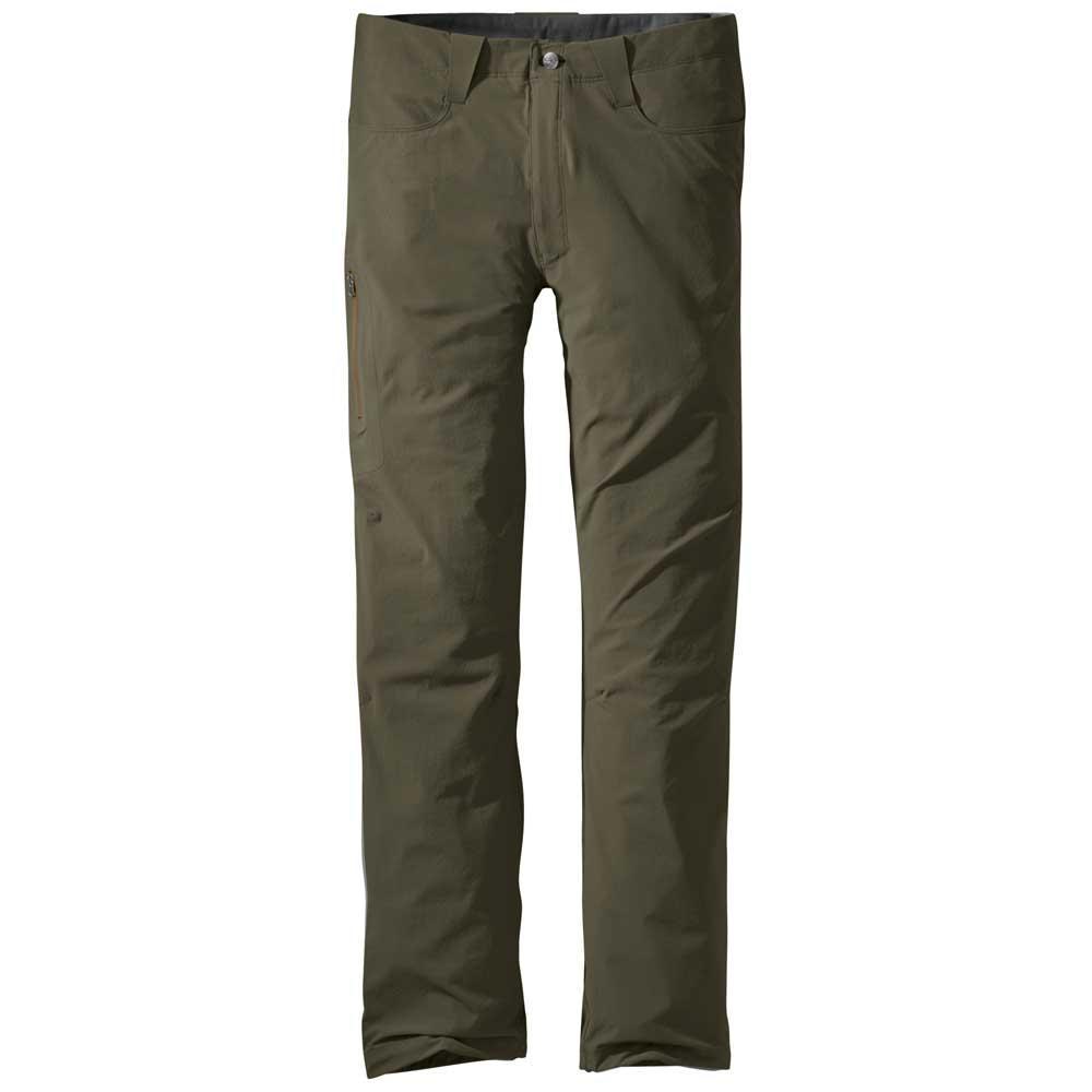 Outdoor Research Ferrosi Pants Short Brown Trekkinn