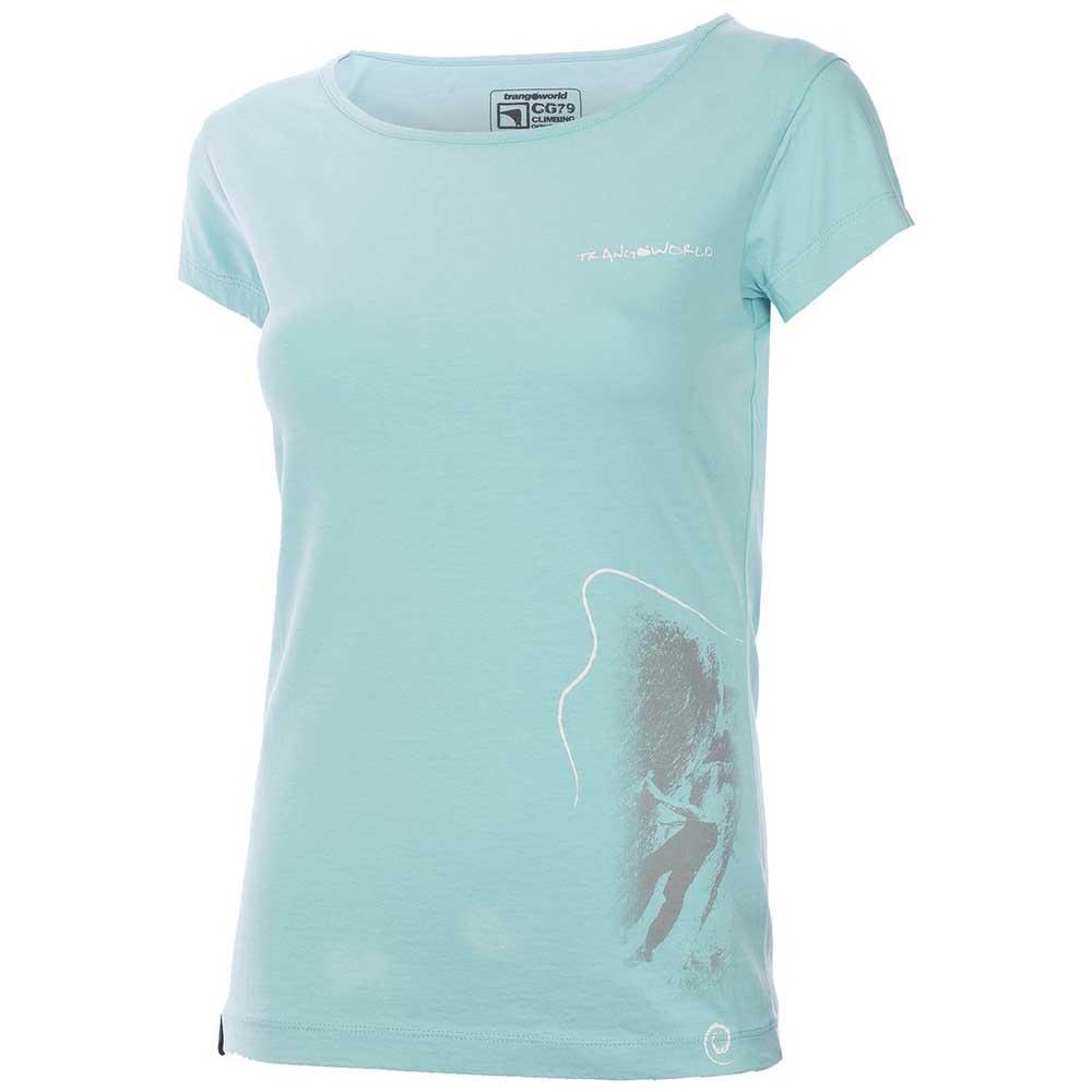 T-shirts Trangoworld Peru Woman