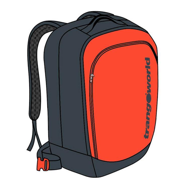 c44ff928e1 Trangoworld Moraine 30L DT Orange buy and offers on Trekkinn