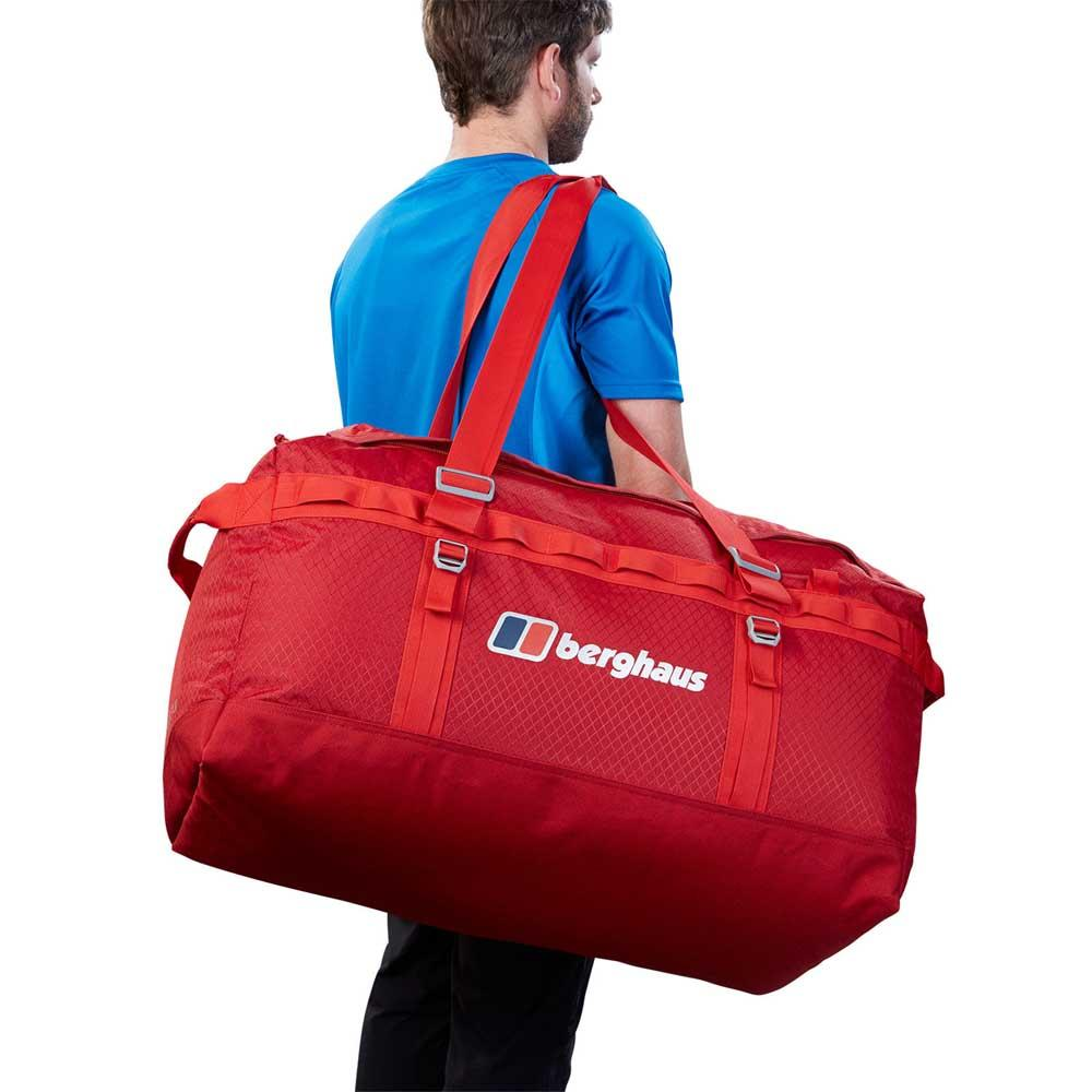 60L 40L 100L Berghaus Expedition Mule Holdall Bag with Backpack Straps