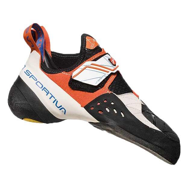 Gear Review La Sportiva Speedster Climbing Shoes ~ White