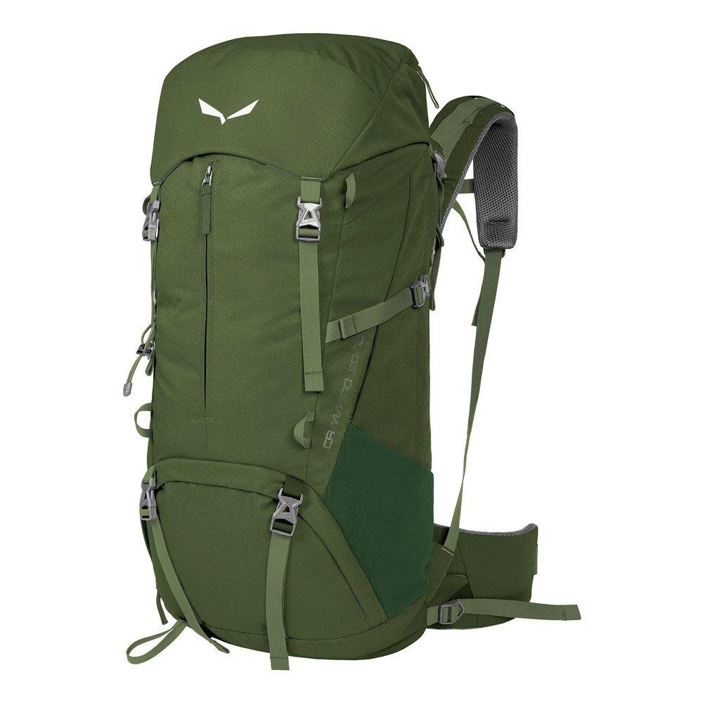 5e43eaff5f Salewa Cammino 50+10L Green buy and offers on Trekkinn