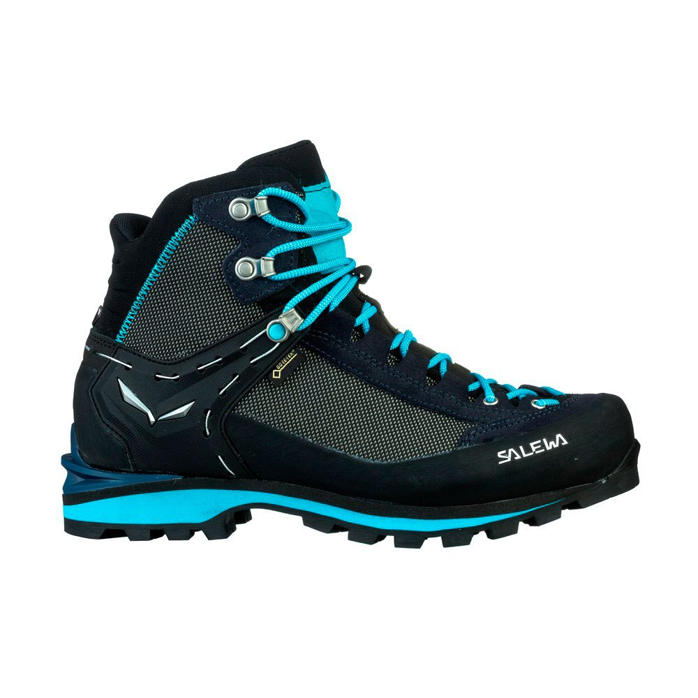 Salewa Crow Goretex Blue buy and offers on Trekkinn aac495e51d9