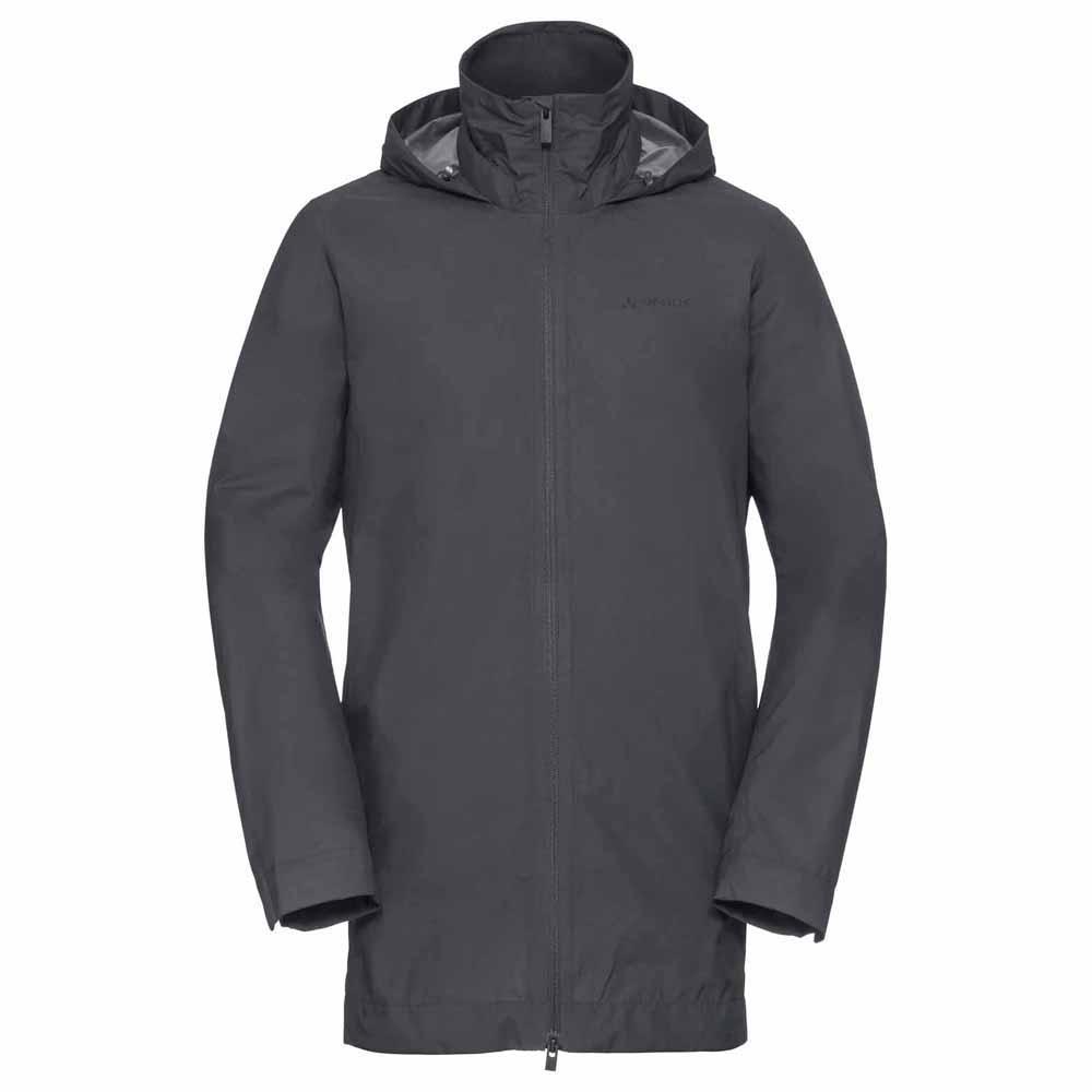13ec3941a4b9 VAUDE Margone Coat Black buy and offers on Trekkinn