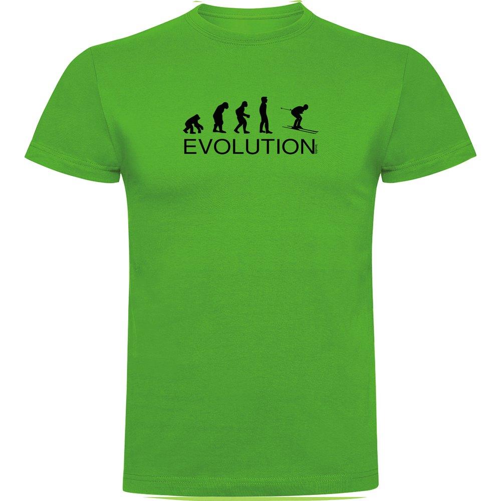 T-shirts Kruskis Evolution Ski XXL Green