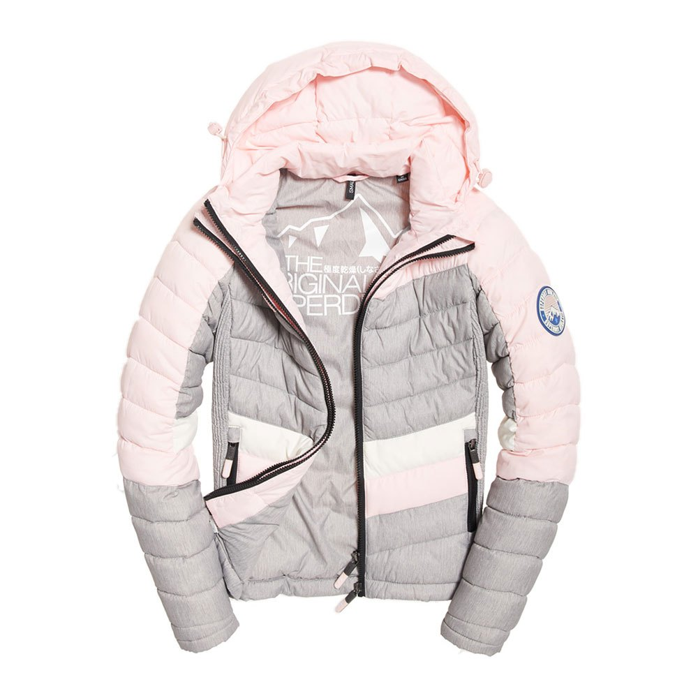 Superdry Offshore Chevron Fuji Grey buy and offers on Trekkinn