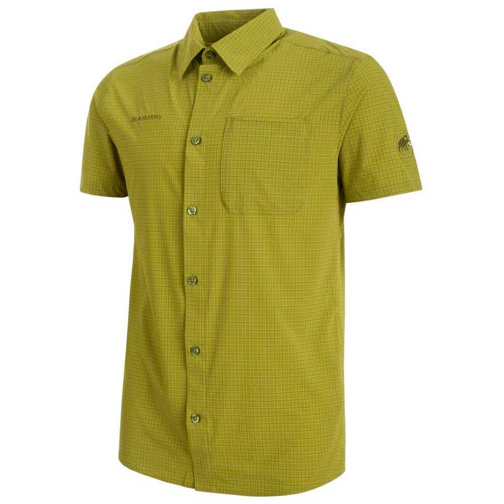 b77e91672 Mammut Trovat Trail 緑購入、特別提供価格、Trekkinn シャツ