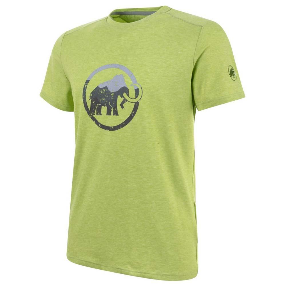 a3efc44a7 Mammut Trovat Зеленый, Trekkinn Футболки