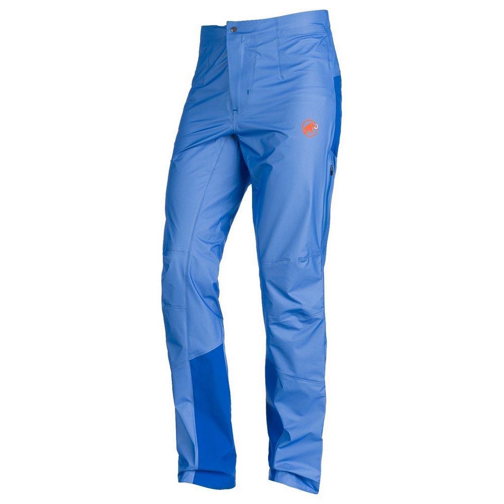 32d32edee3 Mammut Nordwand Light HS Pants Blue buy and offers on Trekkinn