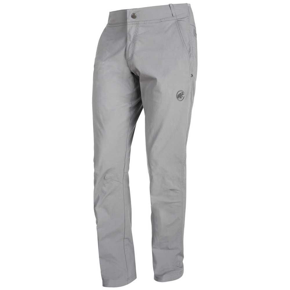 50ece04c73 Mammut Alnasca Pantalones Regular Gris