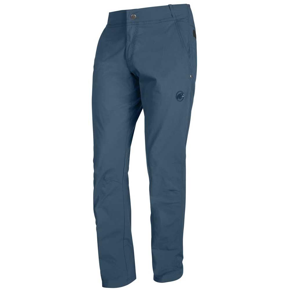 89fca7f6e2 Mammut Alnasca Pantalones Regular Azul