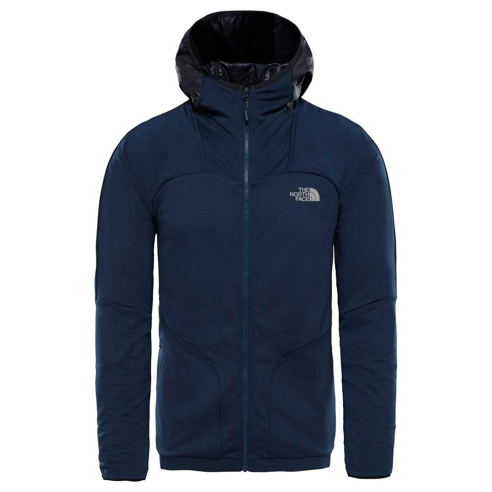 The north face Purna Stretch Hoodie Blu 2c08dbf8acb1