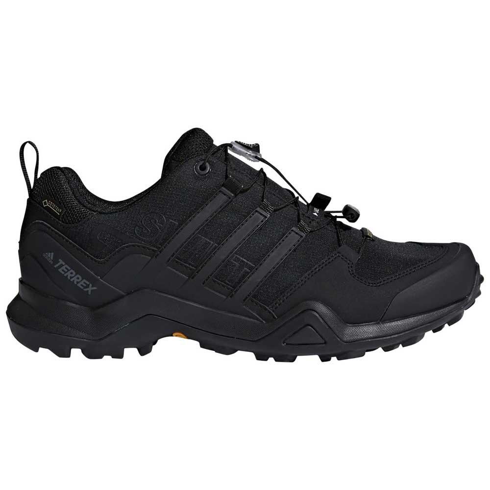 adidas Chaussures Randonnée Terrex Swift R2 Goretex Noir, Trekkinn