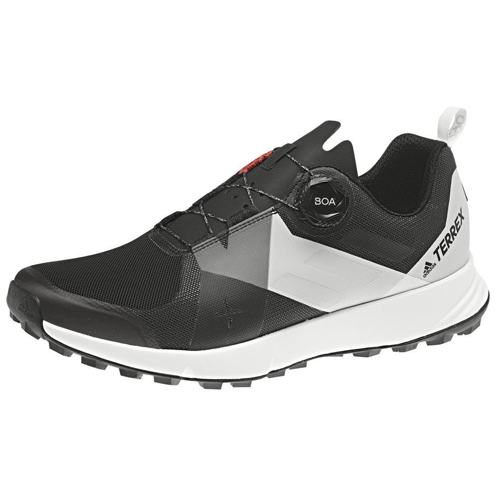 9f8c38f9c7c3 adidas Terrex Two Boa Black buy and offers on Trekkinn