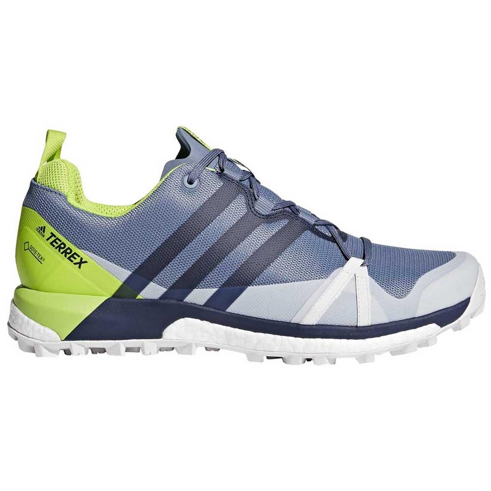 adidas Terrex Agravic Goretex Silver buy and offers on Trekkinn
