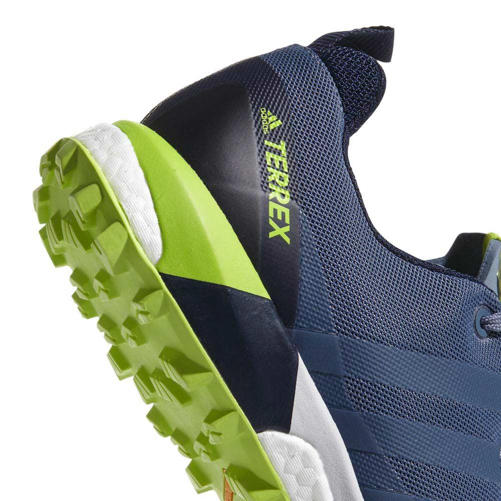 adidas Terrex Agravic Goretex Plateado, Trekkinn
