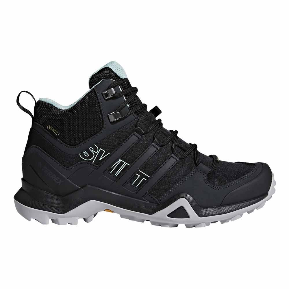 87a905ccef905 adidas Terrex Swift R2 Mid Goretex Black