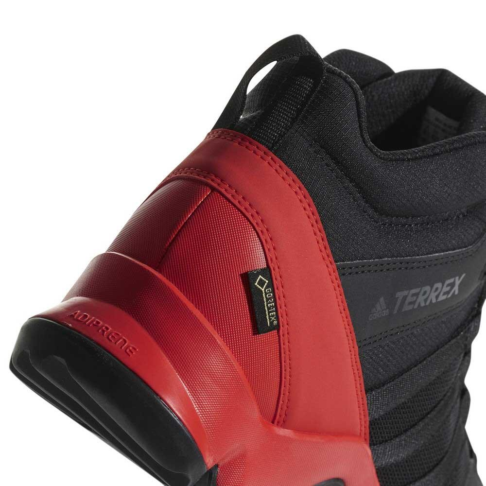 adidas Terrex AXR2 Mid Goretex Black buy and offers on Trekkinn