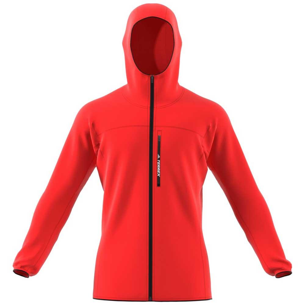 adidas terrex tracerocker fleece hooded