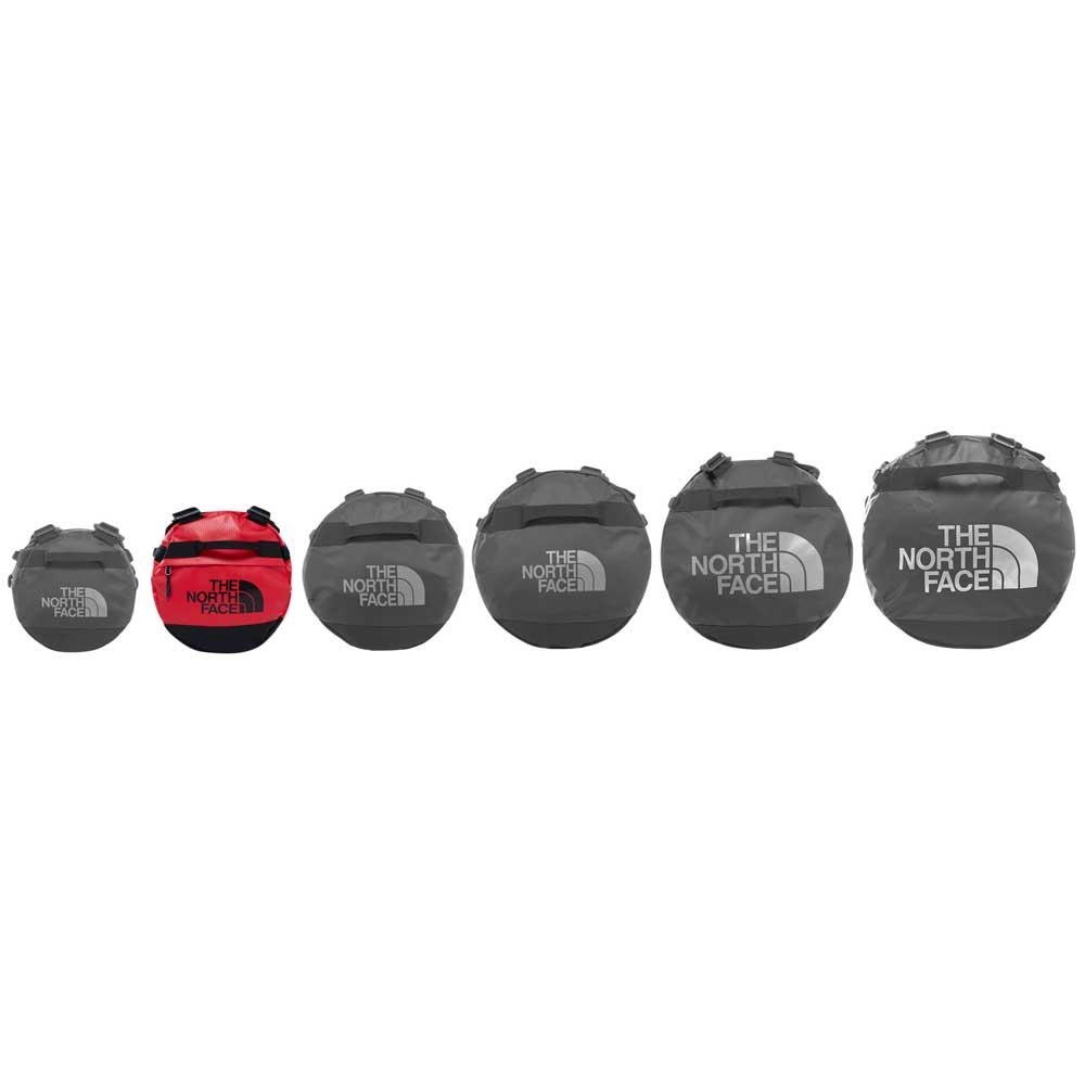 42ebe0740731 The north face Base Camp Duffel S Vermelho
