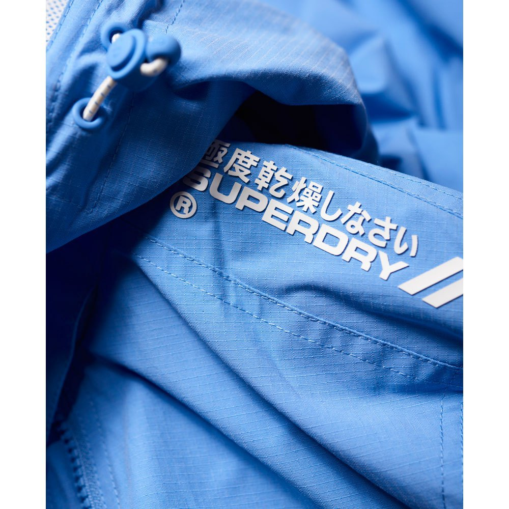 Superdry Prism Technical Hooded Zip Windcheater
