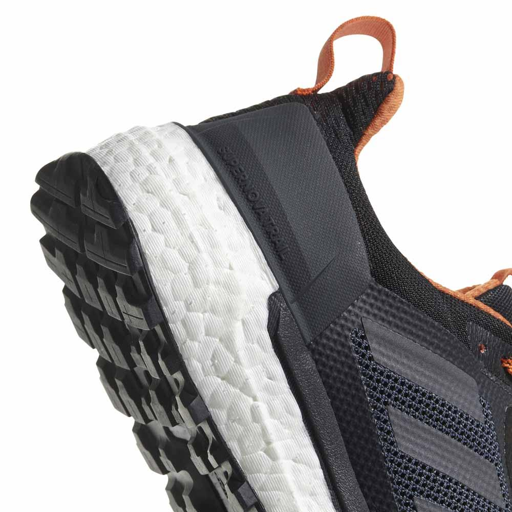 adidas Supernova Trail Sort køb og tilbud, Trekkinn Sko