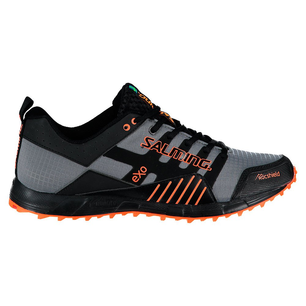 791b6df6118 Salming Trail T4 Shoe Black buy and offers on Trekkinn