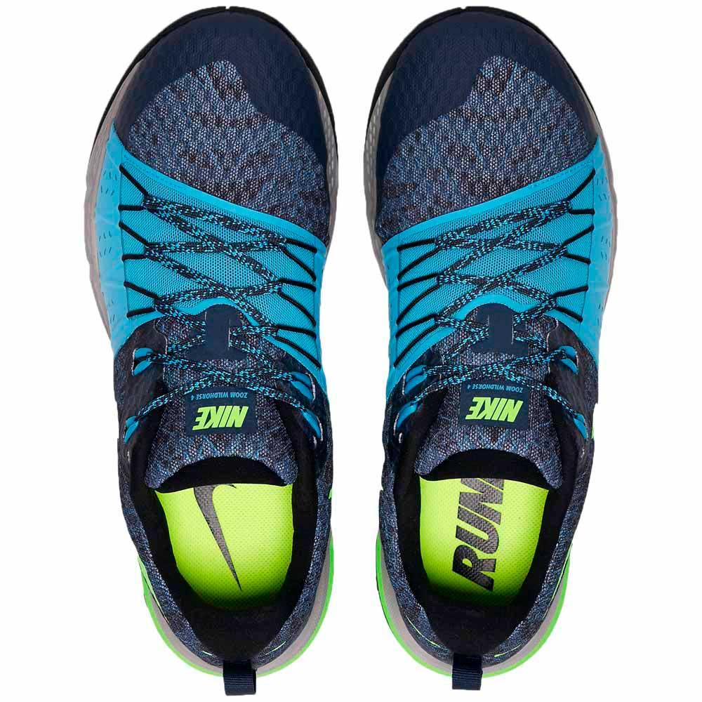Nike Herren Air Zoom Wildhorse 4 Laufschuhe:
